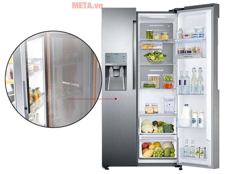 Tấm Metal Cooling giúp bạn tiết kiệm điện năng hơn