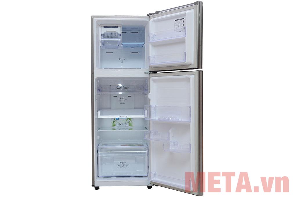 Tủ lạnh có đèn Led