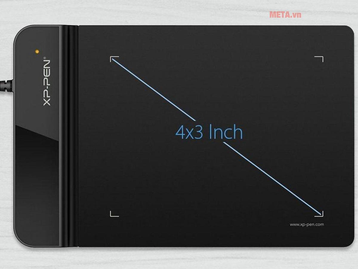 Màn hình XP-Pen Star G630S rộng, thỏa sức sáng tạo