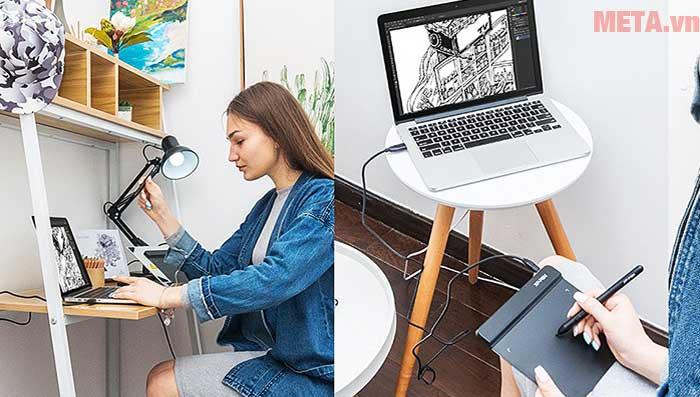 Thỏa sức sáng tạo cùng XP-Pen G640