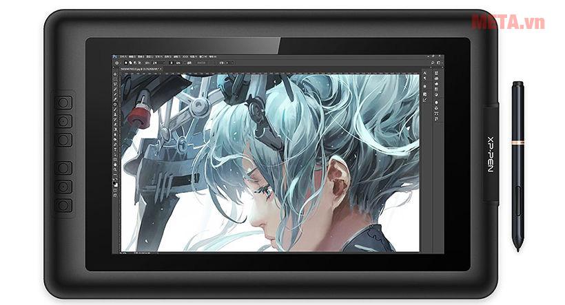Toàn cảnh bảng vẽ điện tử XP-Pen Artist 13.3