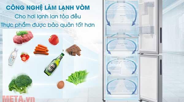 Tủ lạnh Samsung cao cấp