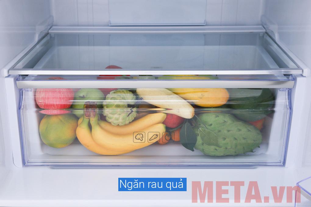 Ngăn rau củ tủ lạnh