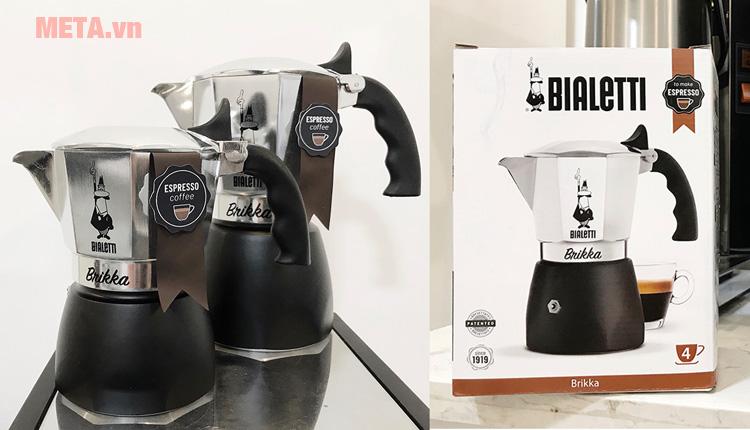 Ấm pha cà phê Bialetti Brikka