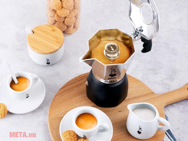 Ấm pha cà phê 4 tách