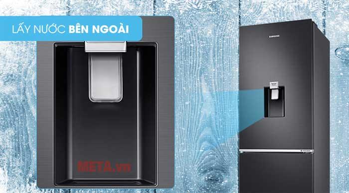 Tủ lạnh 2 cánh Samsung