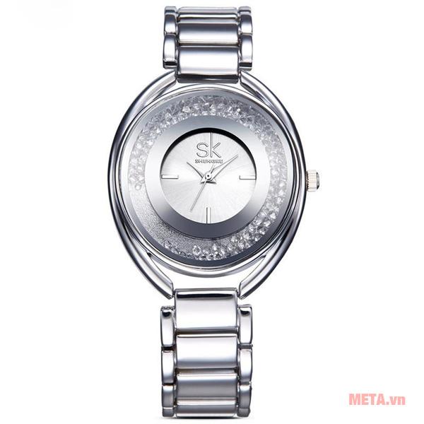Đồng Hồ nữ Chính Hãng Shengke K0016-L01