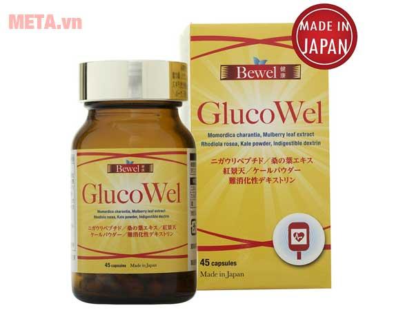 Viên uống điều trị tiểu đường