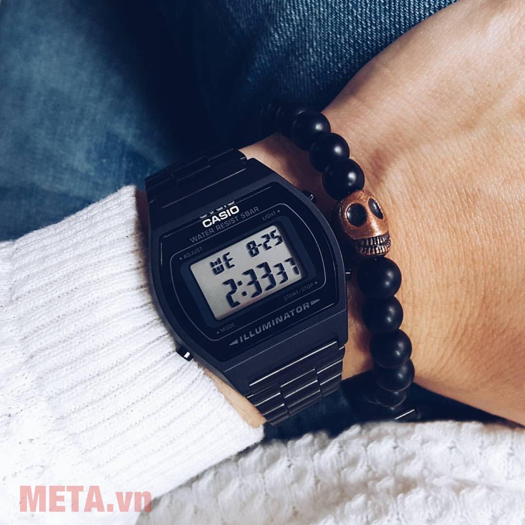 Sử dụng Đồng hồ Casio