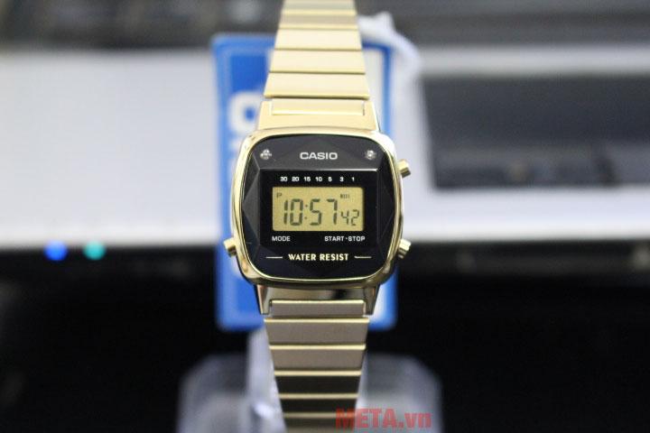 Vẻ đẹp của đồng hồ Casio