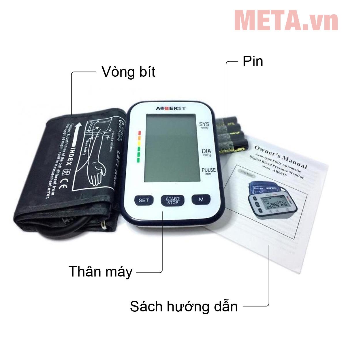 Máy đo huyết áp AOBERST