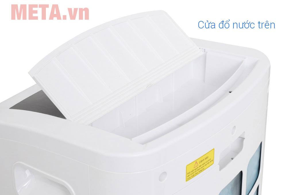 Cửa đổ nước máy làm mát