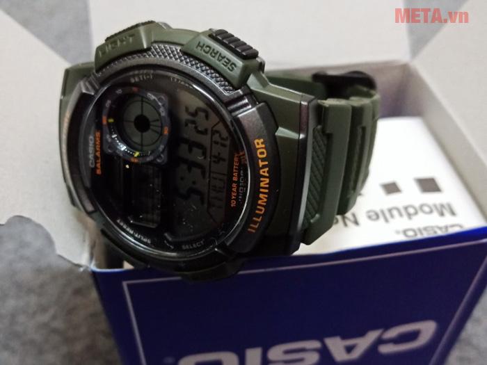 Casio AE-1000W-3AVDF