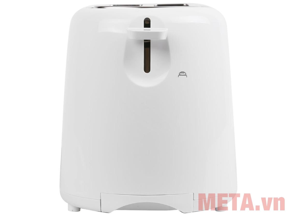 Máy nướng bánh mì Electrolux ETS1303W được làm từ chất liệu cao cấp