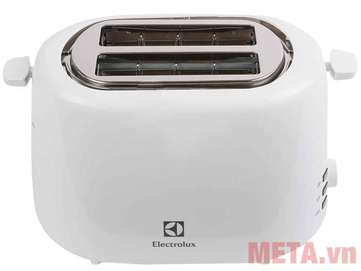 Máy nướng bánh mì Electrolux ETS1303W  màu trắng trang nhã