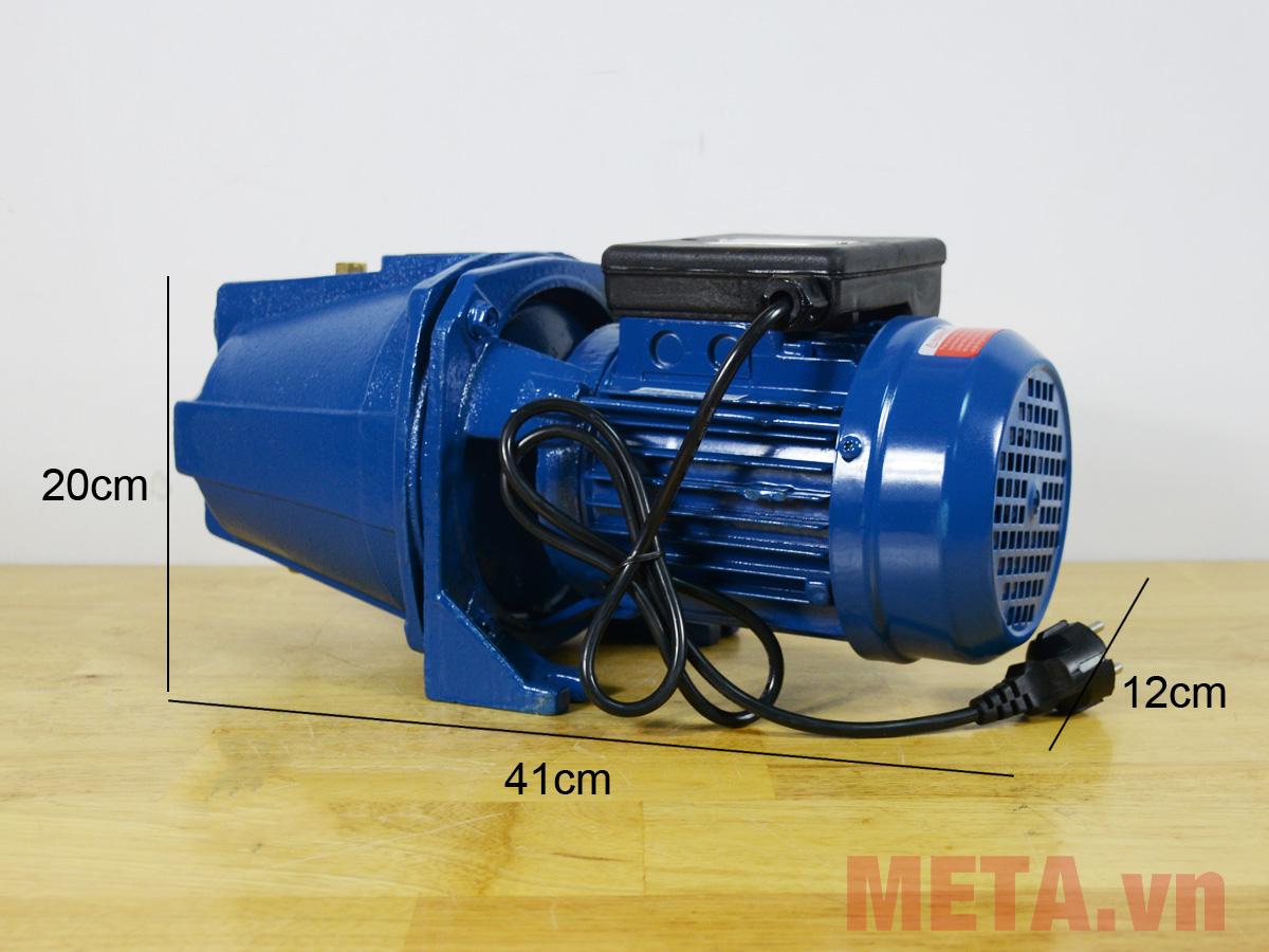 Kích thước của máy bơm nước