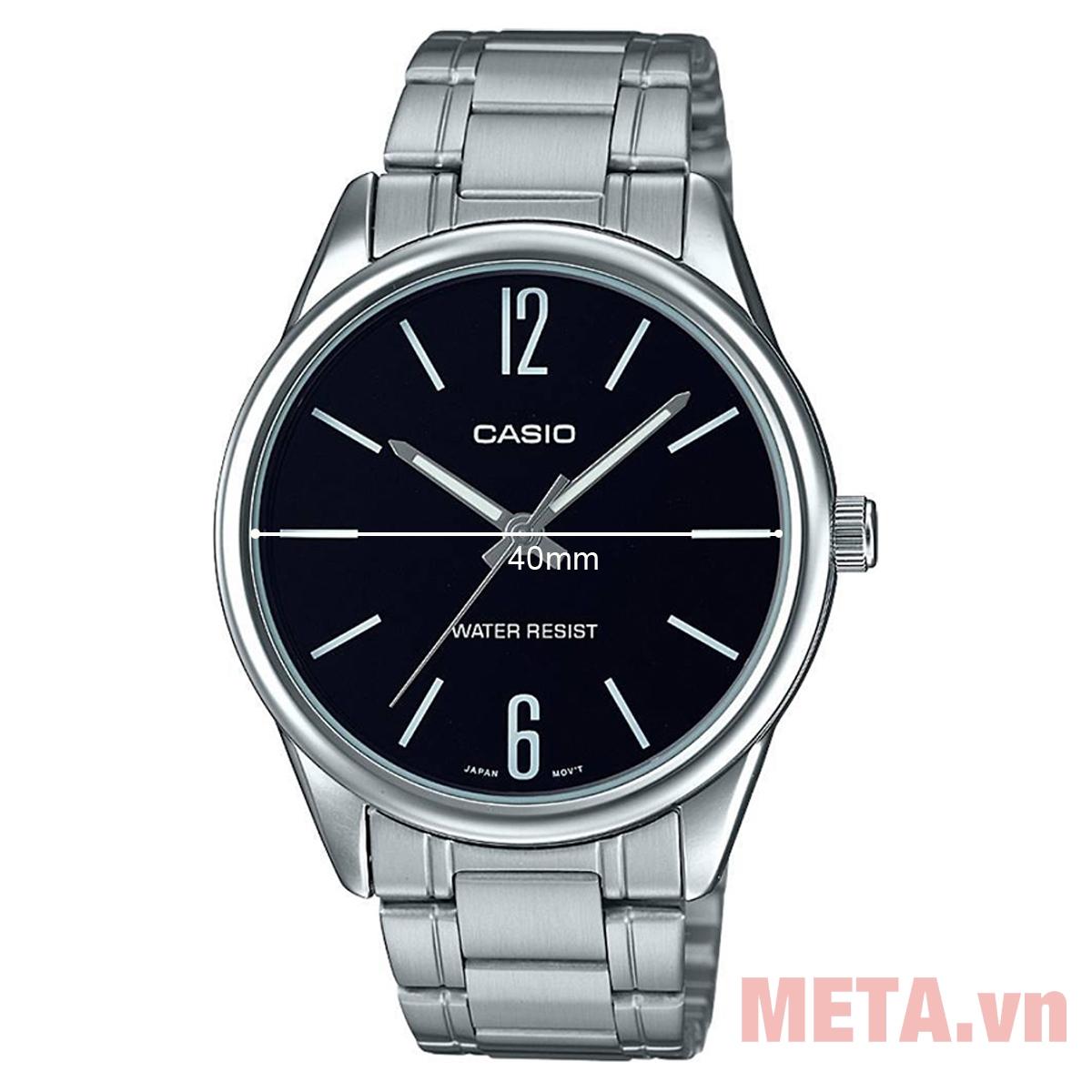 Hình ảnh đồng hồ nam Casio MTP-V005D-1BUDF
