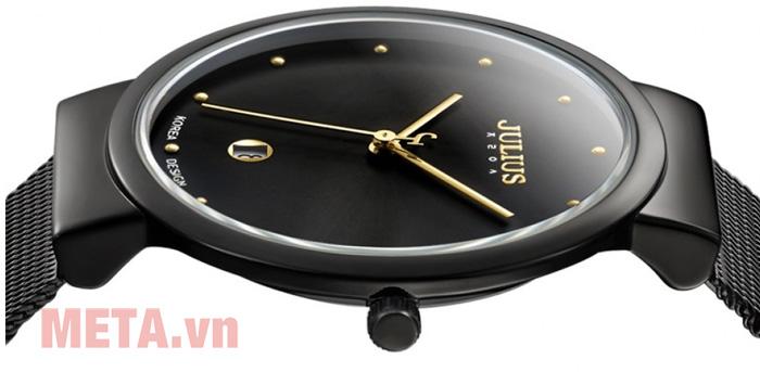Đồng hồ Julius xem giờ chuẩn