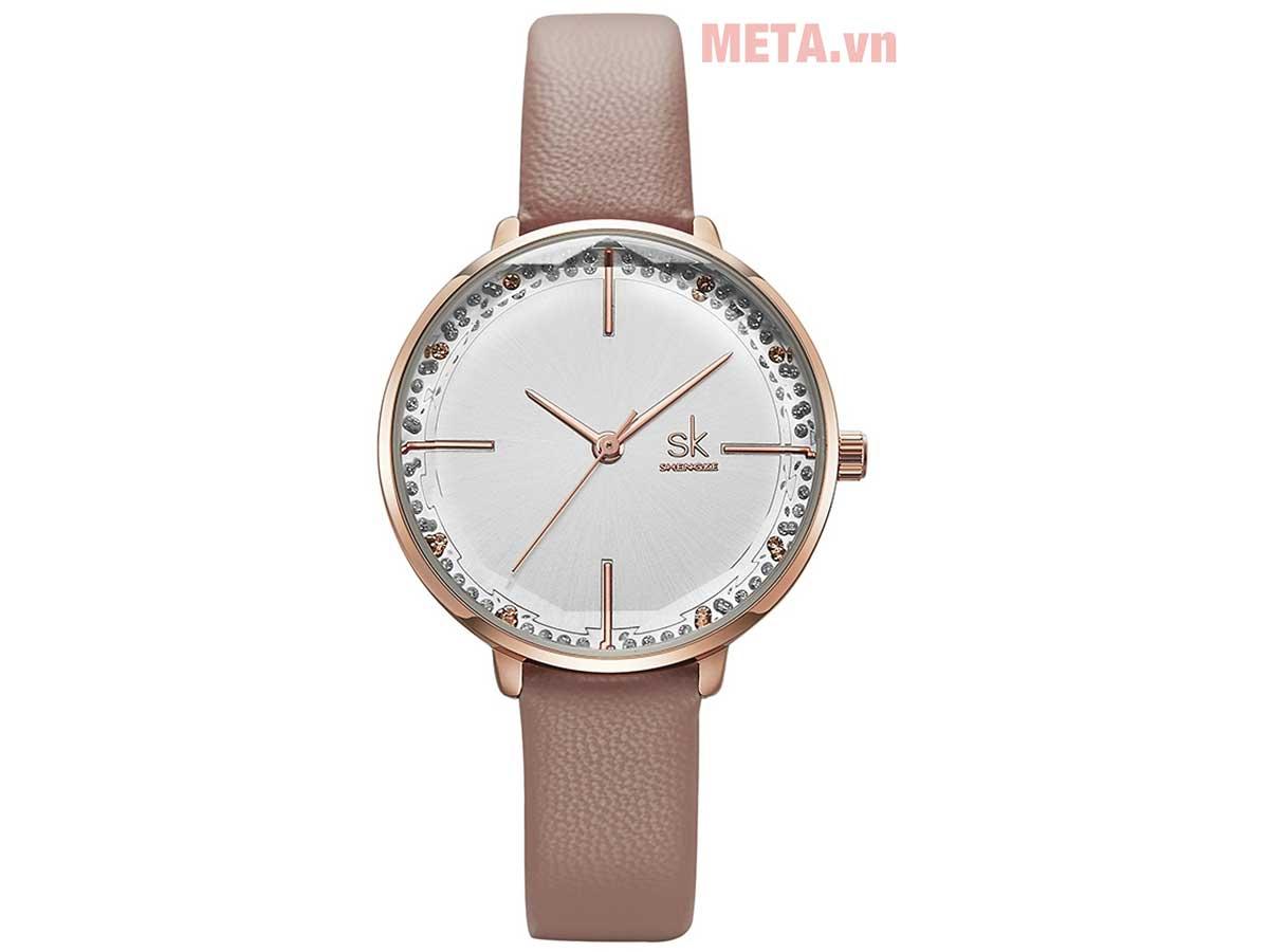 Đồng hồ nữ Shengke
