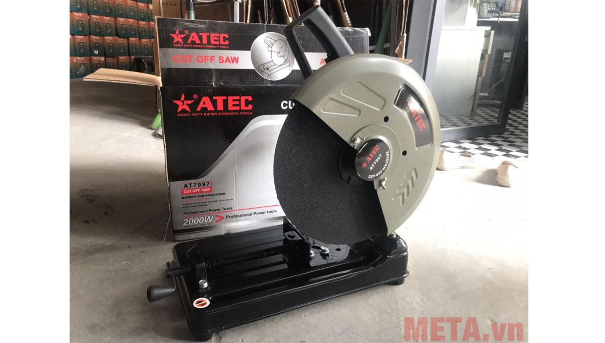 Hình ảnh máy cắt sắt Atec AT7997 355mm (2000W)