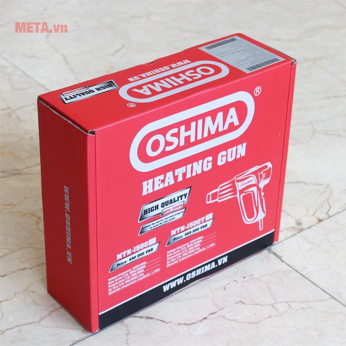 Máy thổi hơi nóng Oshima MTN-1500