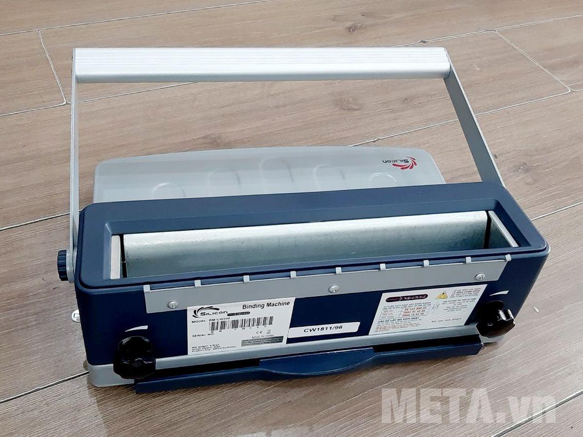 Hình ảnh máy đóng sách Silicon BM-CW200