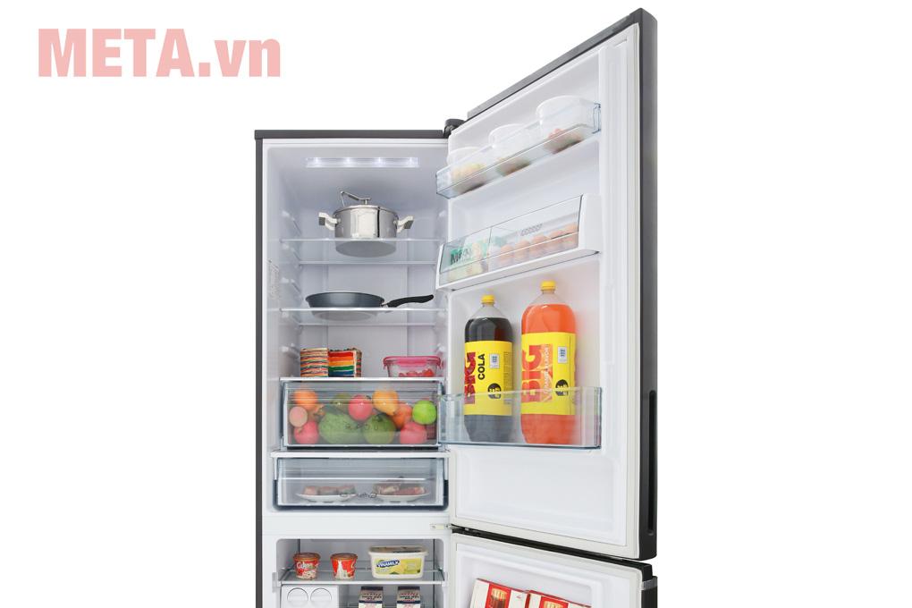 Tủ lạnh ngăn mát phía trên