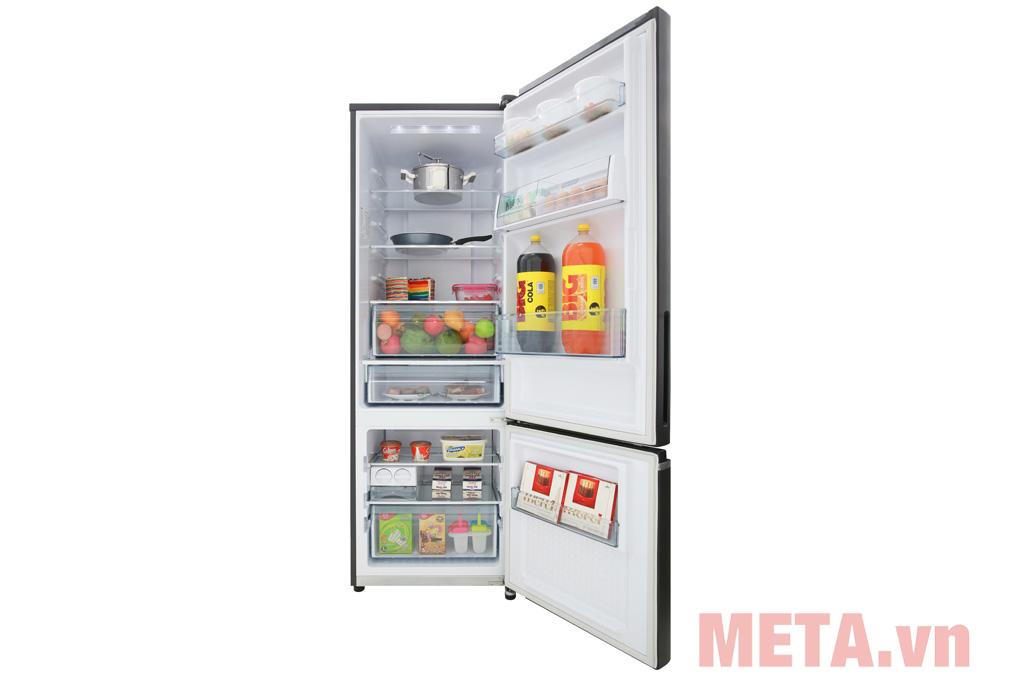 Khoang bên trong Tủ lạnh