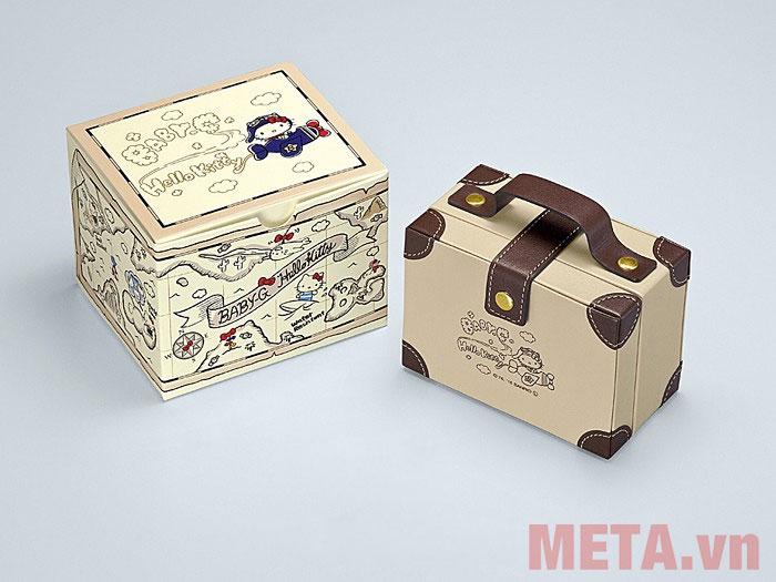 Vỏ hộp đẹp mắt, cá tính