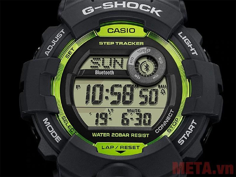 Màn hình hiển thị của đồng hồ