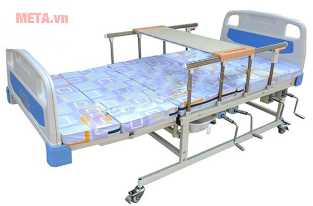 giường bệnh nhân
