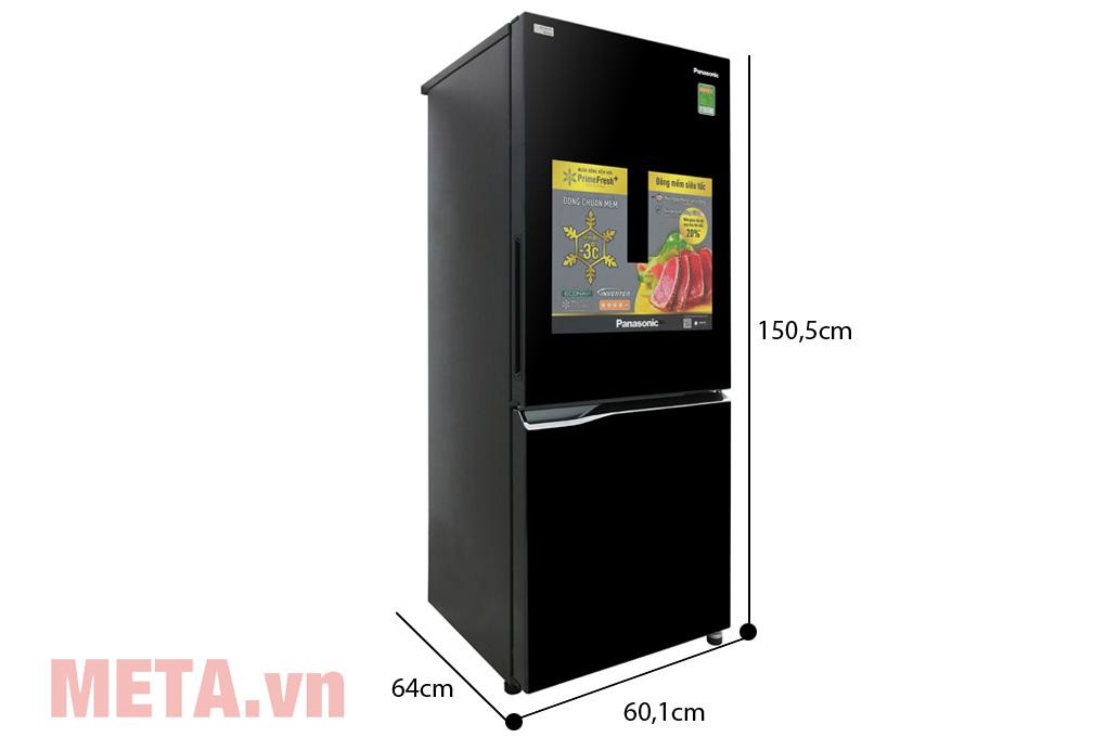 Tủ lạnh Panasonic 2 cánh