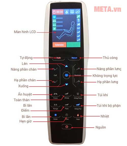 Ghế massage toàn thân Buheung