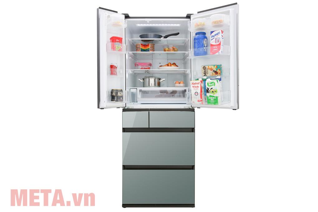 Tủ lạnh ngăn mát trên