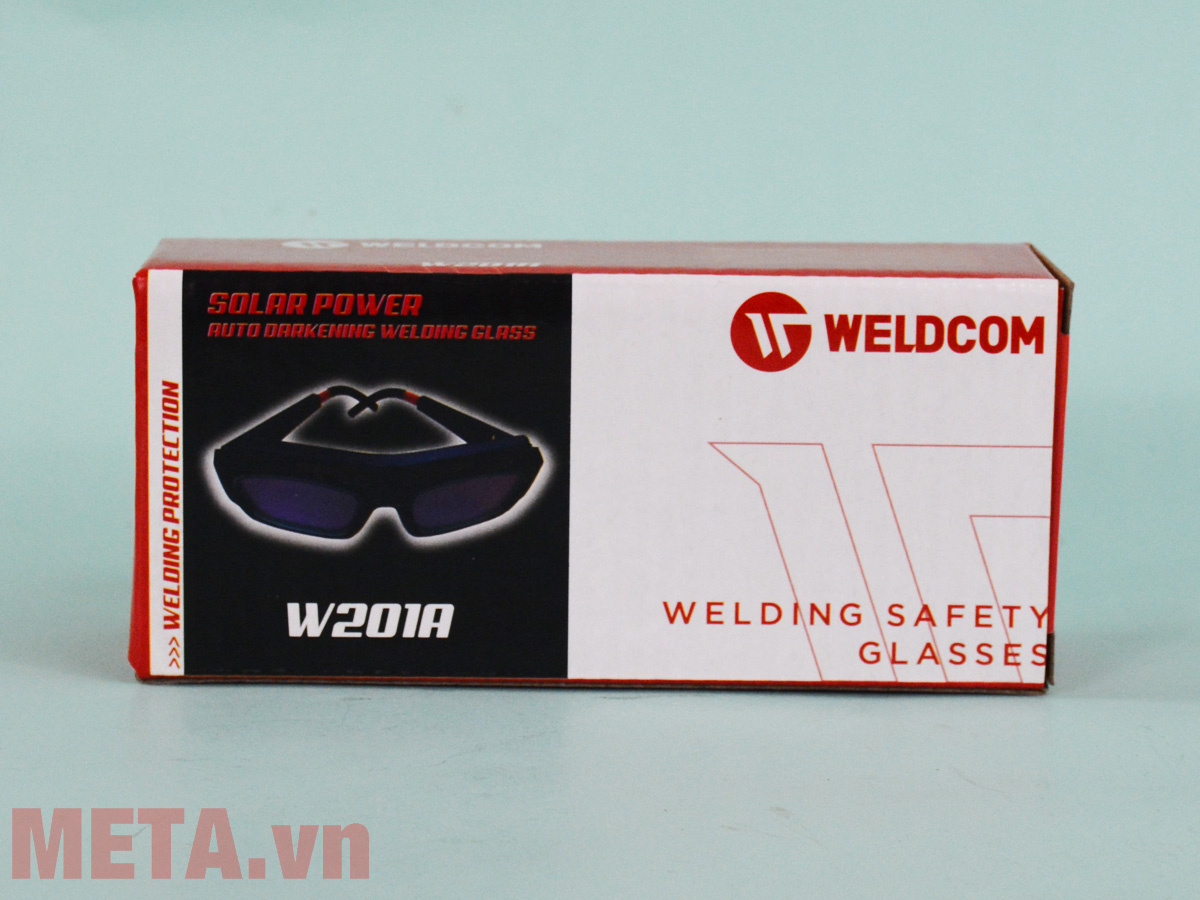 Kính hàn Weldcom W201A