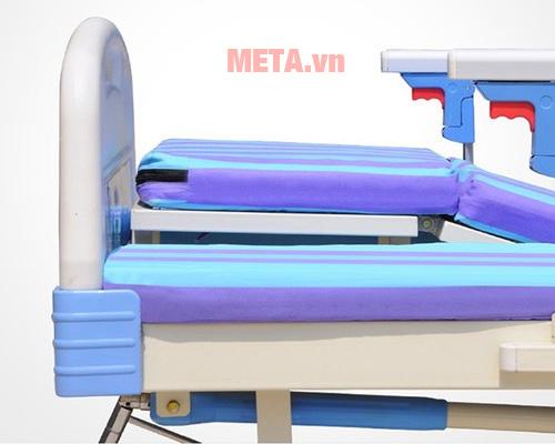 Giường chăm sóc bệnh nhân dùng trong ngành Y NKT E04-IV (8 chức năng)