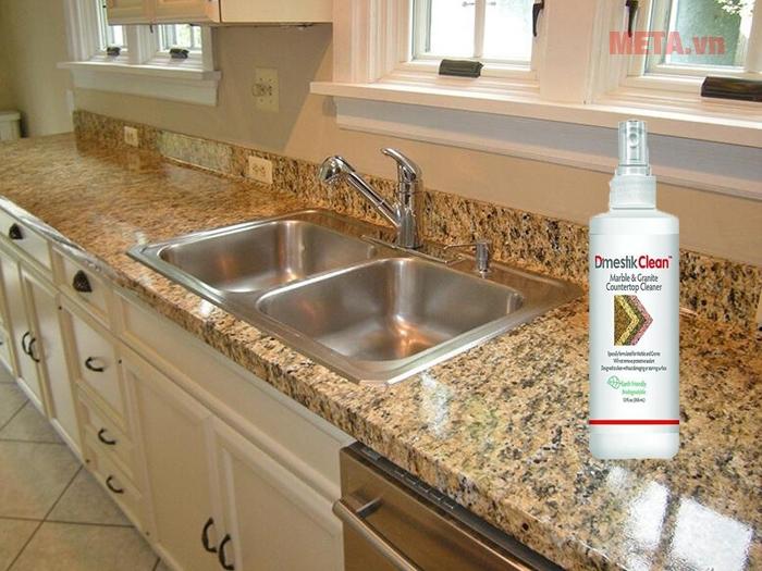 Dung dịch tẩy rửa nhà bếp