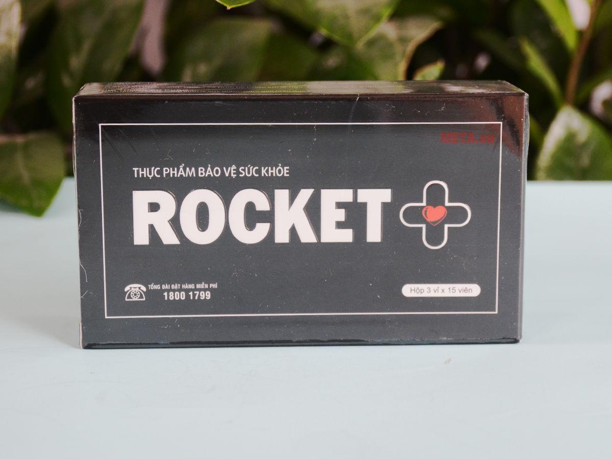 Rocket 1 giờ