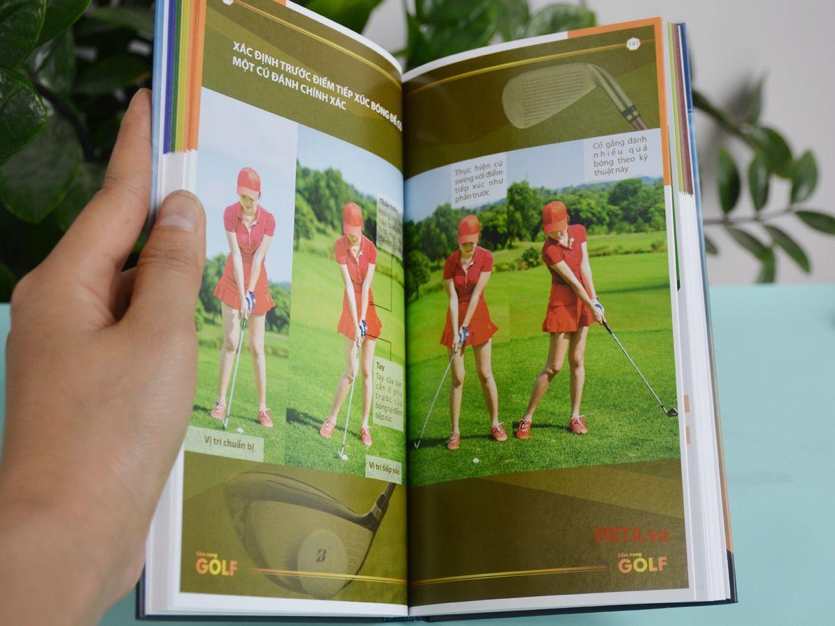 Sách dạy chơi golf