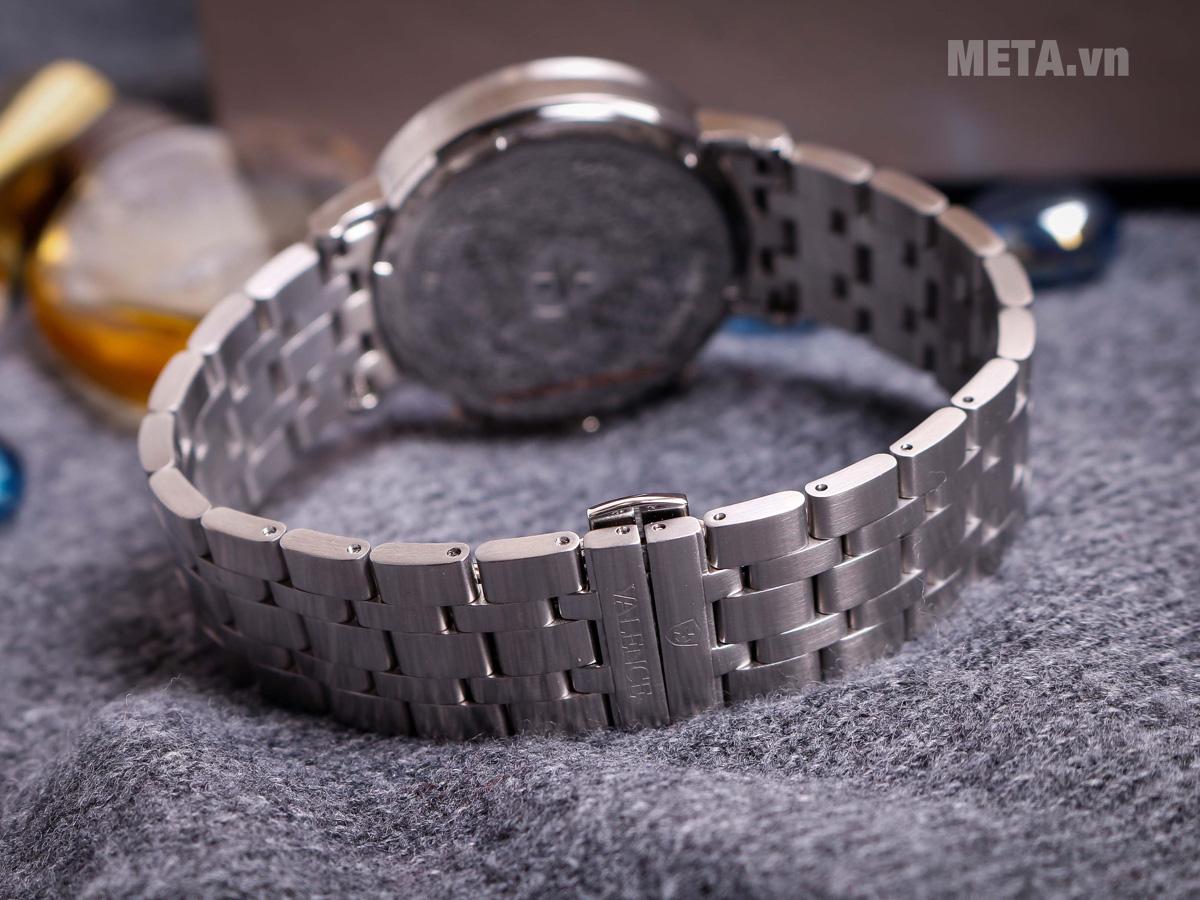 Đồng hồ nam dây thép không gỉ