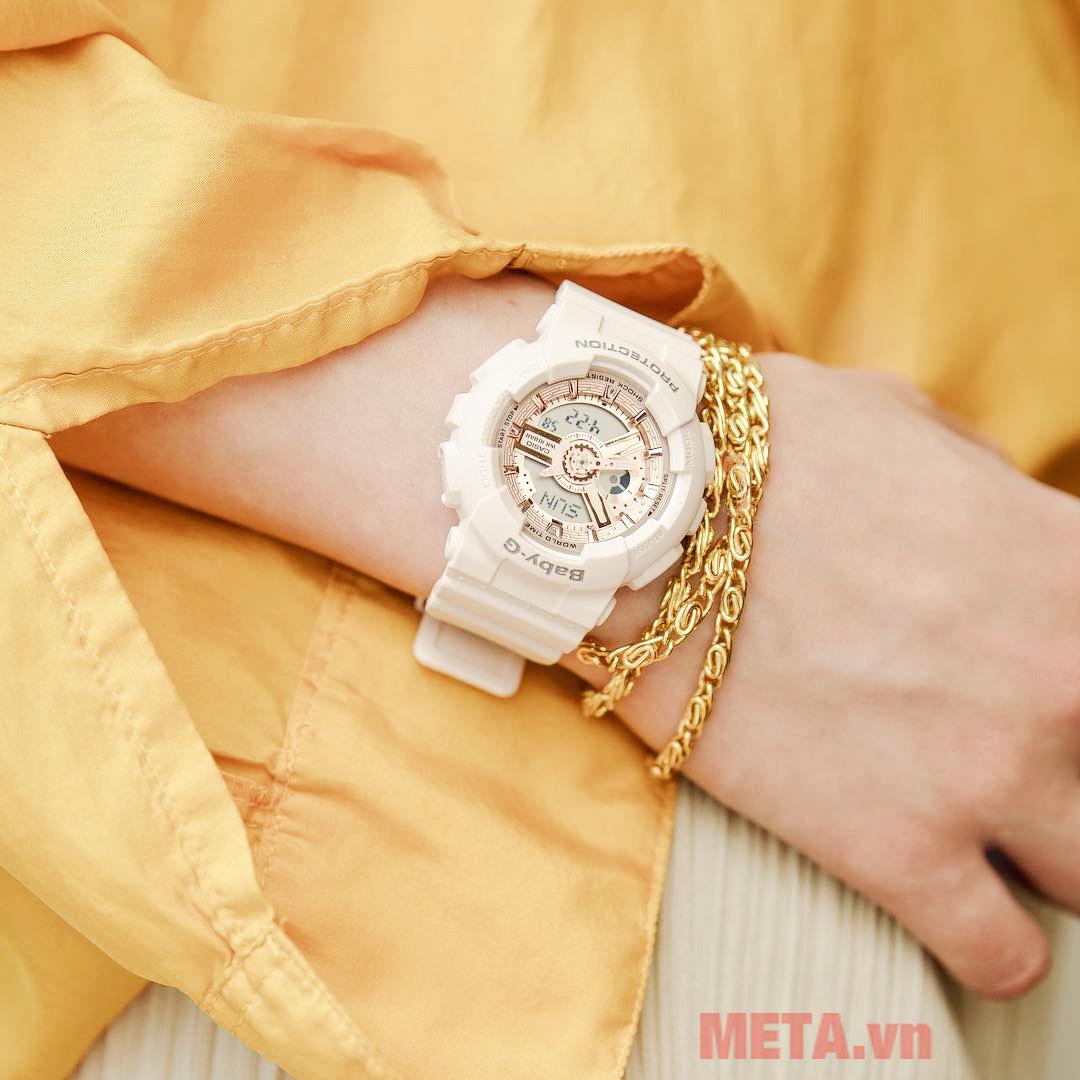 Đồng hồ nữ Baby-G Casio