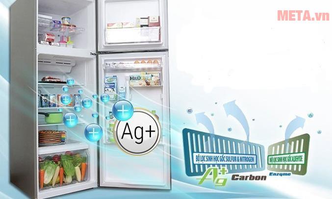 Tủ lạnh Toshiba Inverter