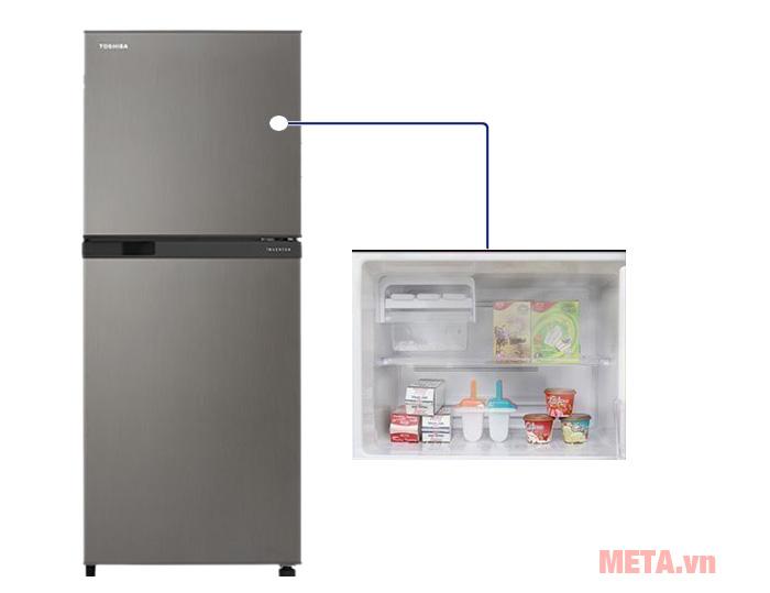 Tủ lạnh Toshiba Inverter 186 Lít
