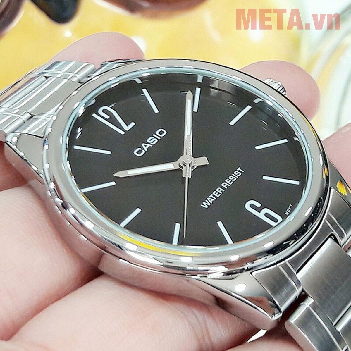 Đồng hồ nam Casio MTP-V005D-1BUDF thời trang