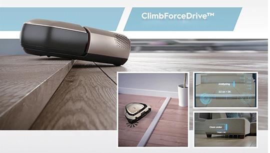 Hệ thống ClimbForceDrive