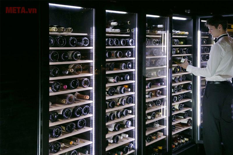 Tủ rượu Electrolux Vintec V190SG2EBK 170 chai