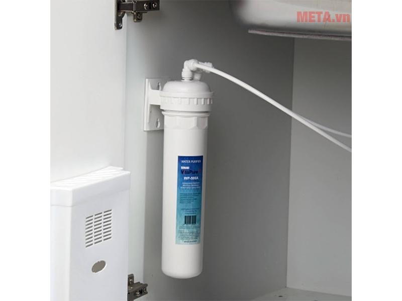 Vòi nước lọc uống trực tiếp