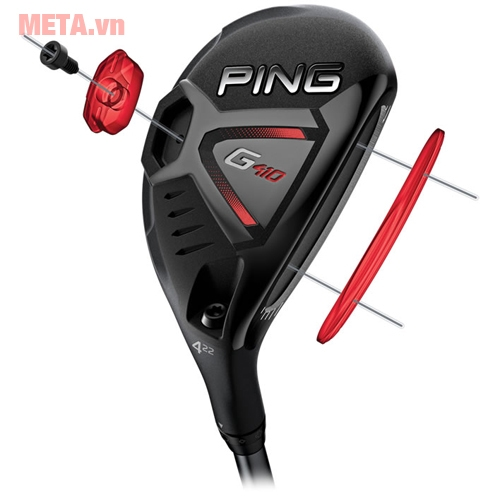 Thiết kế gậy golf cao cấp