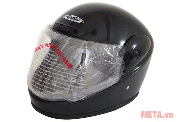 Mũ bảo hiểm fullface Andes 3S-555