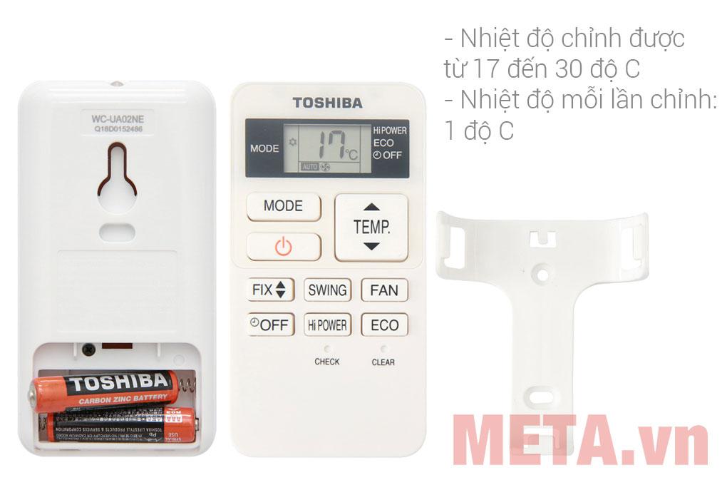 Máy lạnh 1 chiều Toshiba